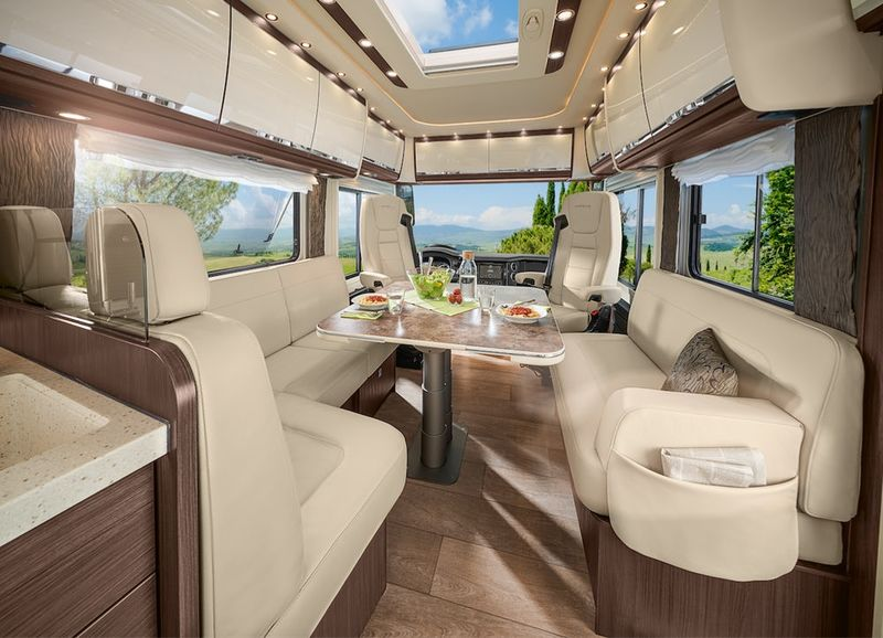 Adventurous Luxury Motorhomes
