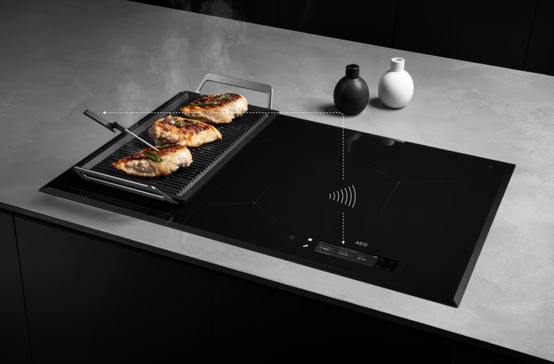 Automated Self-Controlled Cooktops