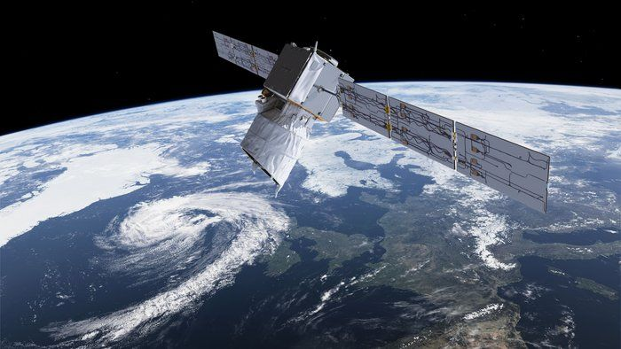 Worldwide Wind Satellites