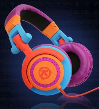 Neon Headphones