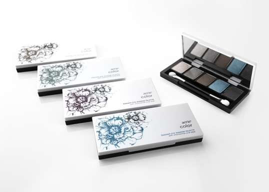 Paint Set Cosmetics Packaging