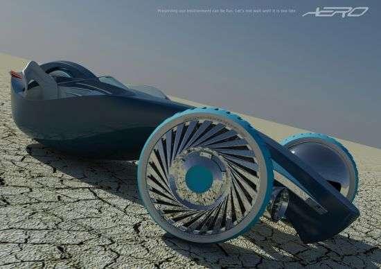 Eco Rear-Wheel Vehicles