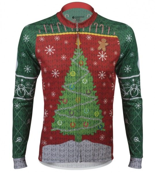 Ugly Sweater Cycling Gear