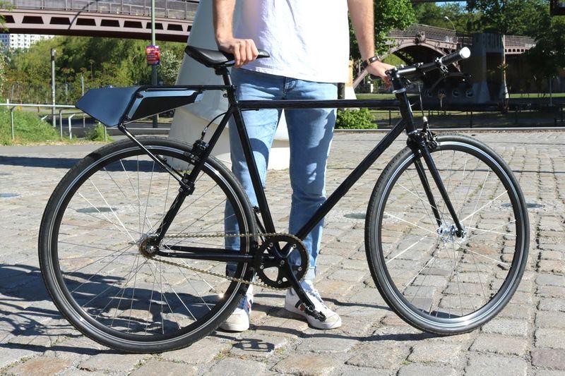 Aerodynamic Cyclist Storage Cases