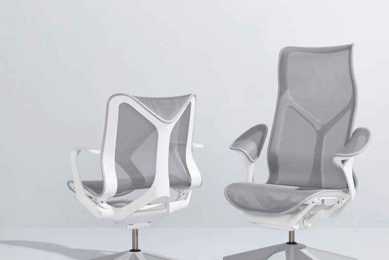 Self-Adapting Office Chairs
