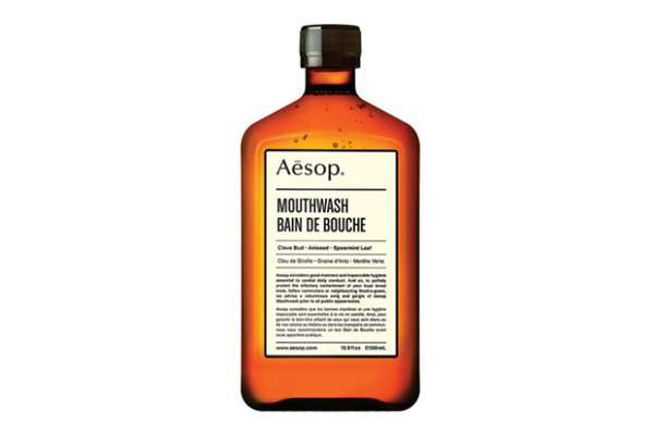 Medicine Bottle Mouthwashes
