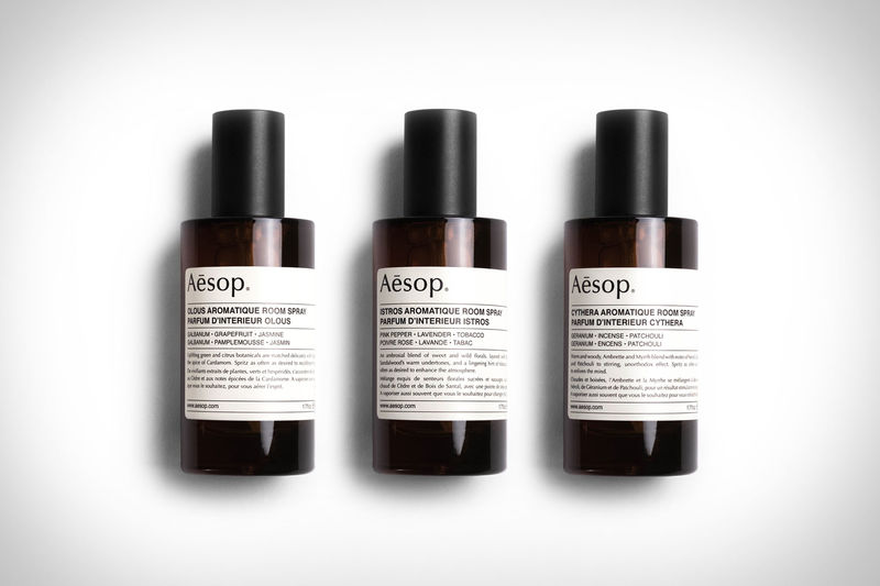 Aromatically Soothing Home Sprays