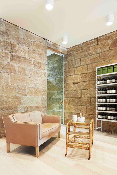 Cozy Industrial Store Designs
