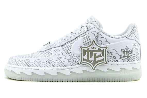 Zodiac Serpentine Sneakers