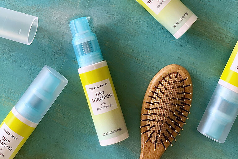 Low-Cost Dry Shampoos