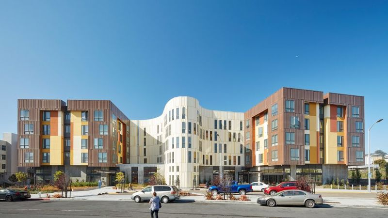 Senior-Oriented Affordable Housing Complexes