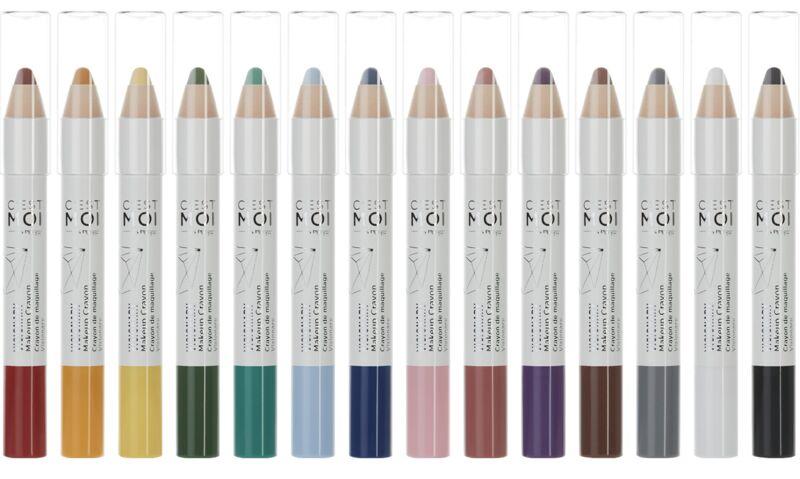 Affordable Makeup Crayons