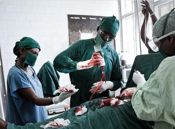 Blood-Saving Surgery Equipment