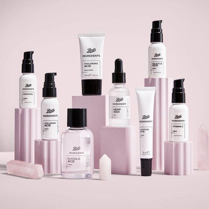Ingredient-Focused Skincare