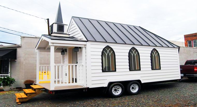 Mobile Wedding Chapels