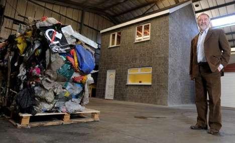 Plastic Waste Houses