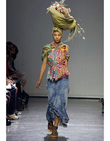 Africa-Inspired Headwear