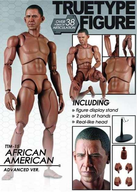Obama Look-Alike Dolls