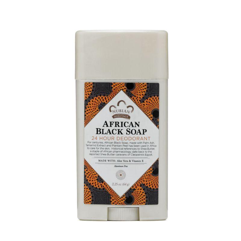African Black Soap Deodorants