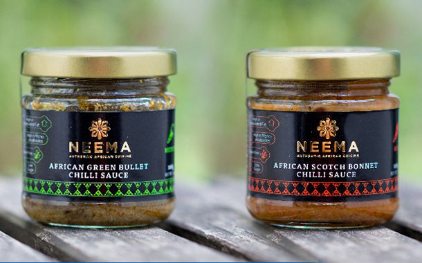 Authentic African Condiments