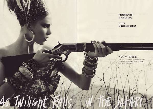 African Hunting Editorials