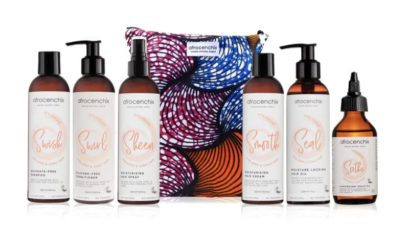 Natural Afro-Specific Hair Products