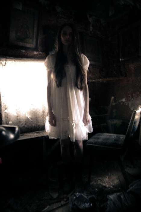 Horror Flick Fashiontography