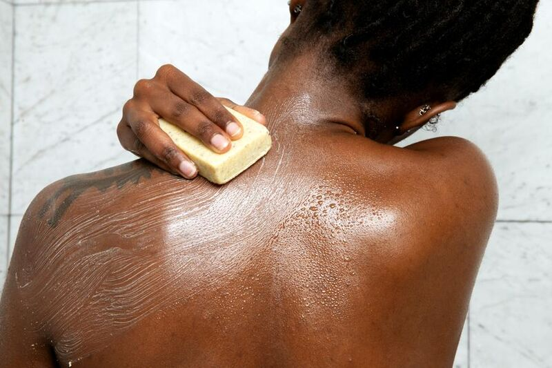 Two-in-One After-Shower Bars