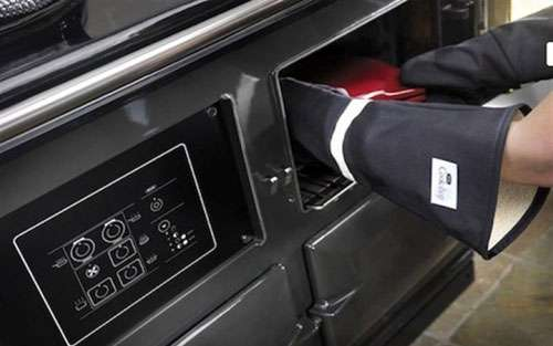 Smartphone-Controlled Ovens