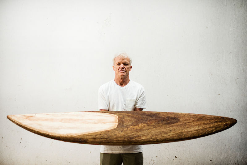 Sustainable Agave Surfboards