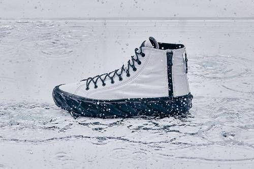 Reflective Waterproof Sneakers
