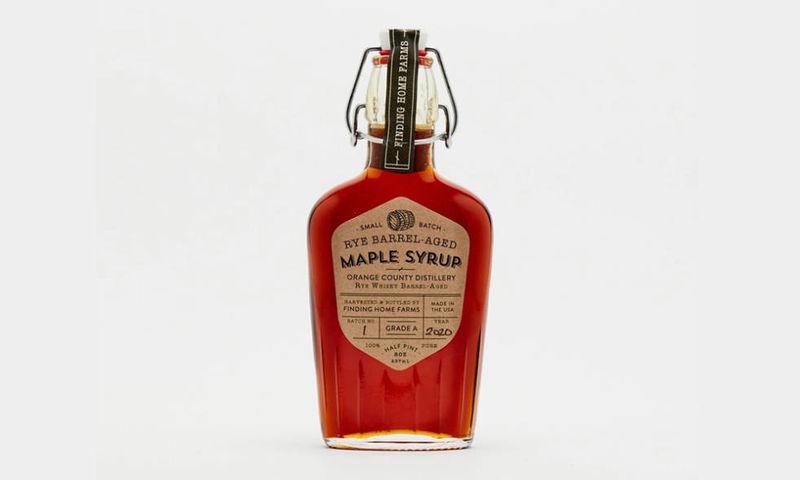 Barrel-Finished Maple Syrups