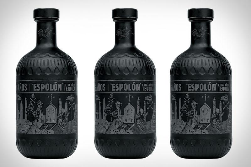 Stark Tequila Branding