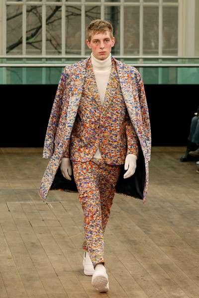 Paint-Splattered Suits