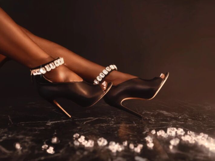 Sophisticated Hand-Crafted Italian Leather Heels