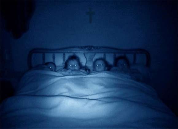 Eerie Glowing Nightography