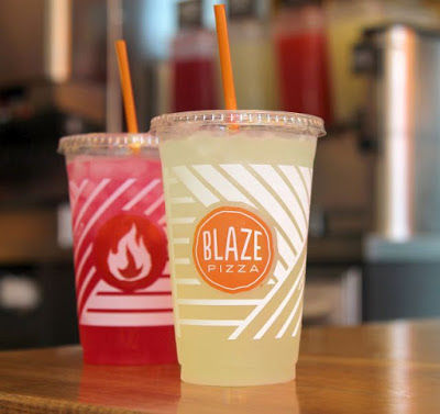 Fruity Fast Casual Lemonades