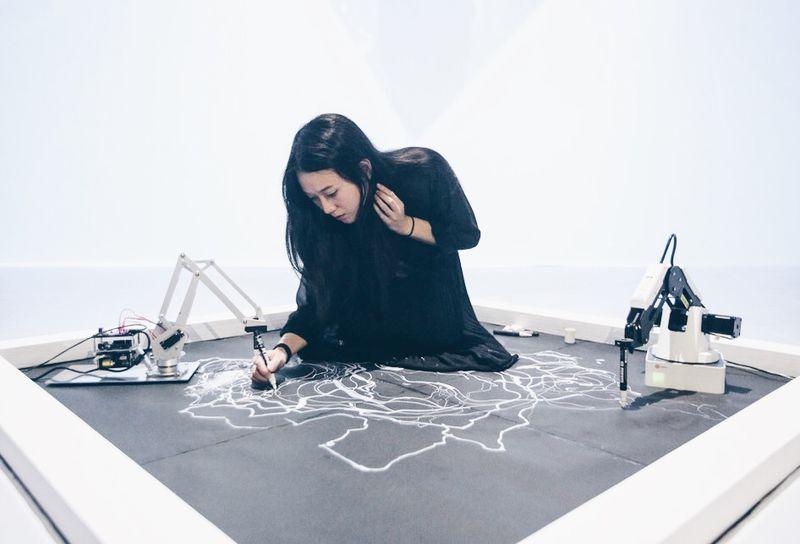 AI Artist Communities
