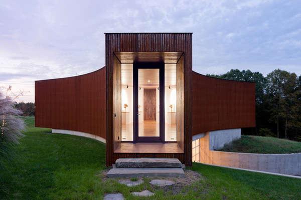 Modern Timber Hideaways