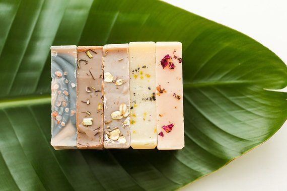 Botanically Inspired Personal Products