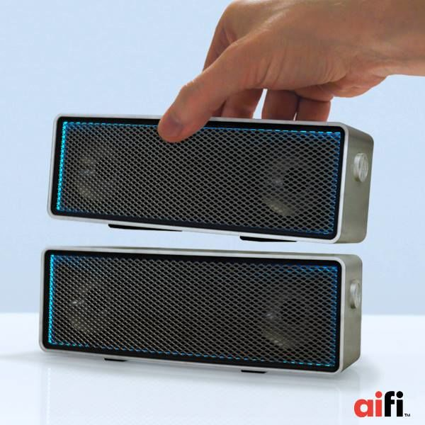 Smart Stackable Speakers