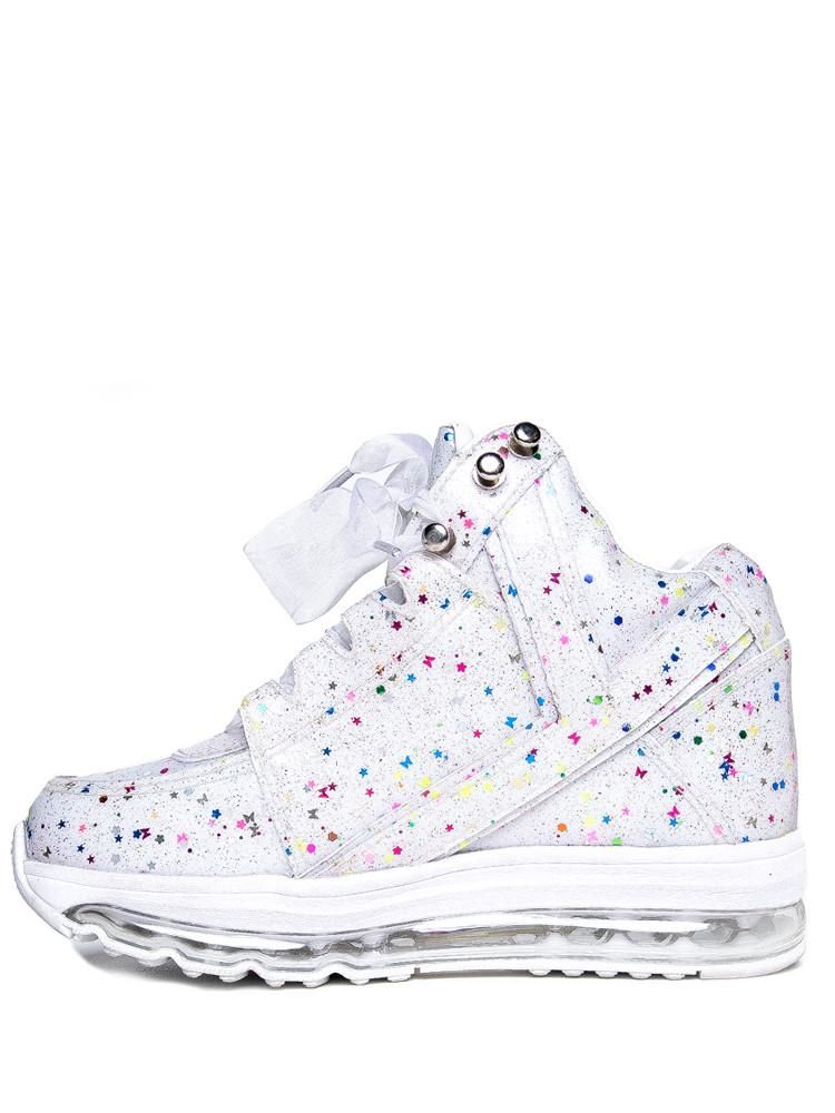 Confetti-Adorned Sneakers