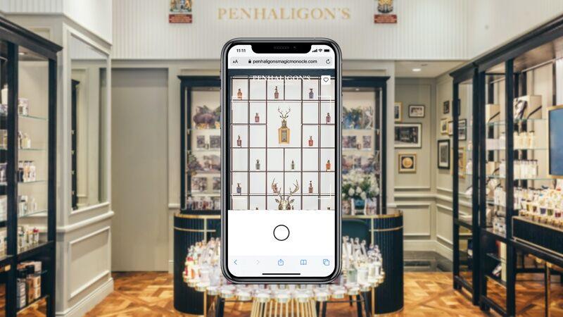 Digital Fragrance Selection Tools