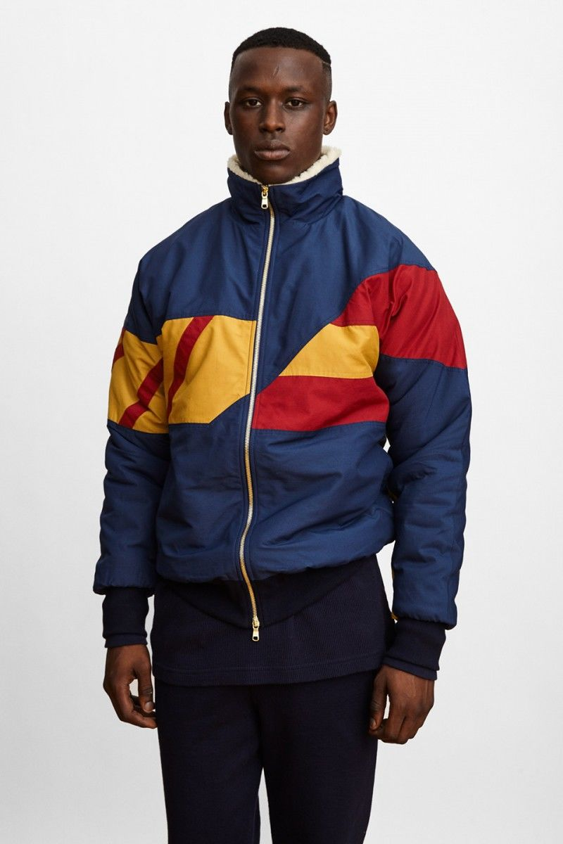 Winter-Ready Track Jackets