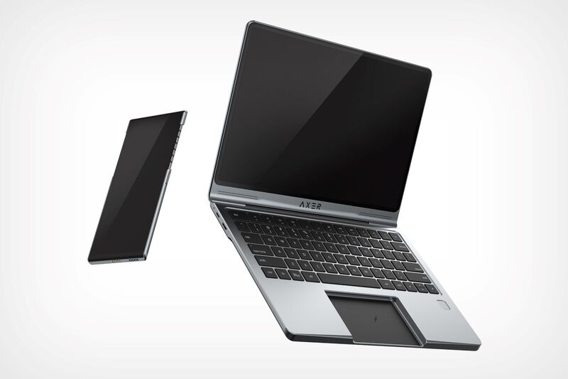 Detachable Smartphone Laptops