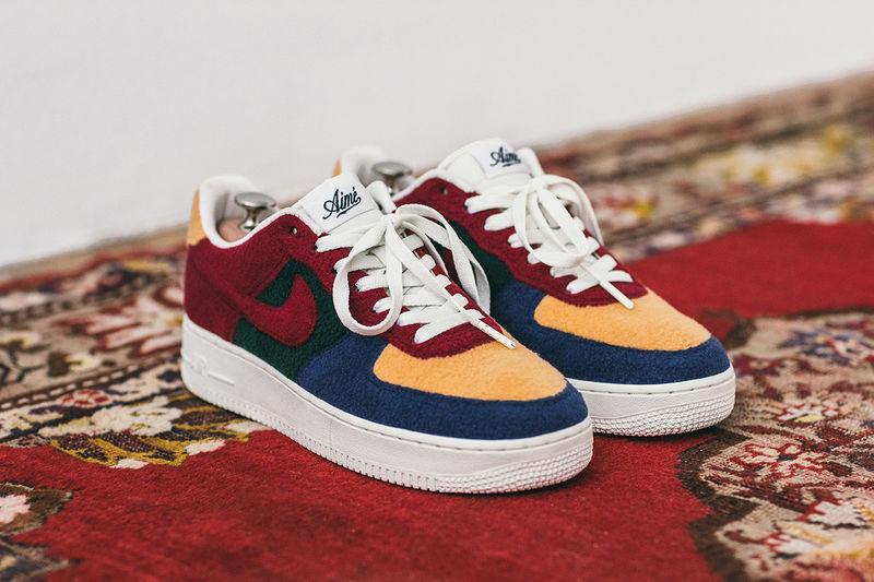 Cozy Bespoke Fleece Sneakers