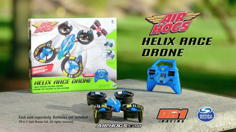 Live Streaming Racing Drones