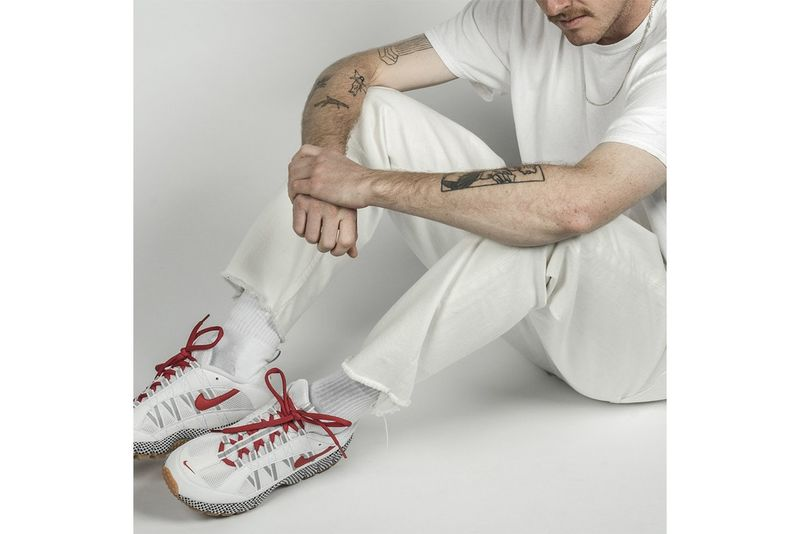 Speaker Series-Inspired Sneakers