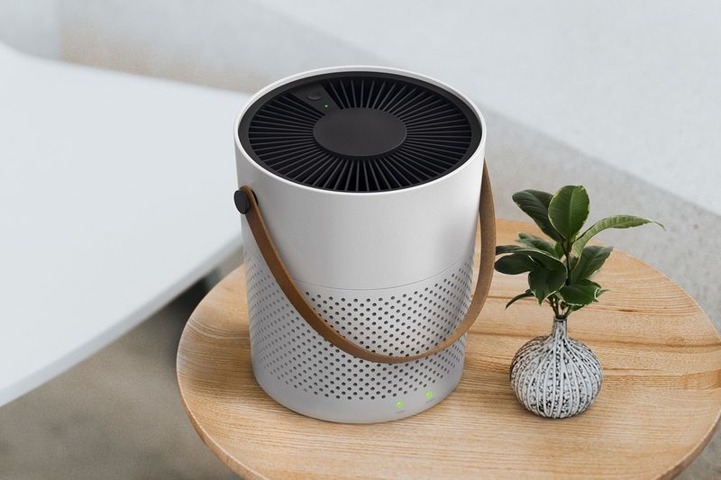 Jet Engine-Inspired Air Purifiers
