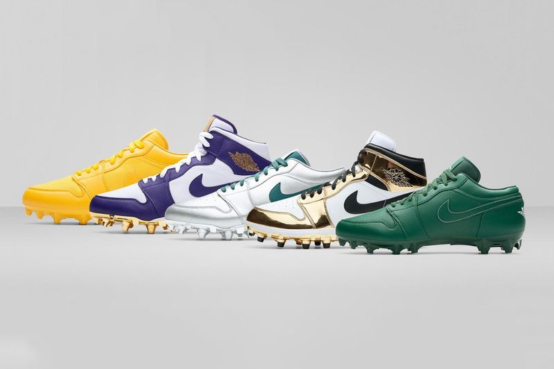 Special-Edition NFL Cleats